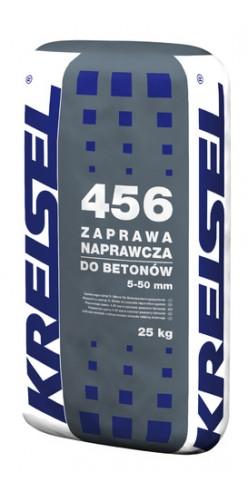 Ремонтная смесь 5 - 50 мм в системе ремонта бетонов ZAPRAWA 456 Kreisel
